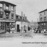 Market Place, Halesworth