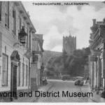 Thoroughfare, Halesworth