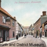 The Thoroughfare, Halesworth