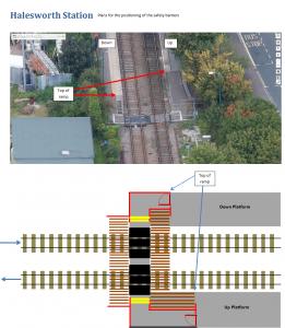 Halesworth Crossing Plans