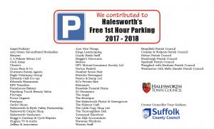 Free Parking Board