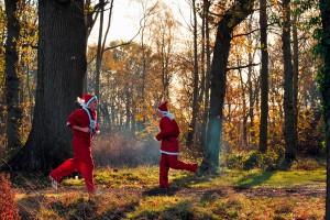 Heveningham Hall Santa Run @ Heveningham Hall | Heveningham | England | United Kingdom
